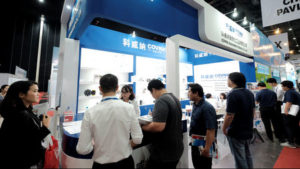 COVNA Attends Thai Water Expo 2018 Exhibition