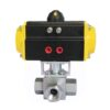 Pneumatic Actuated Ball Valve