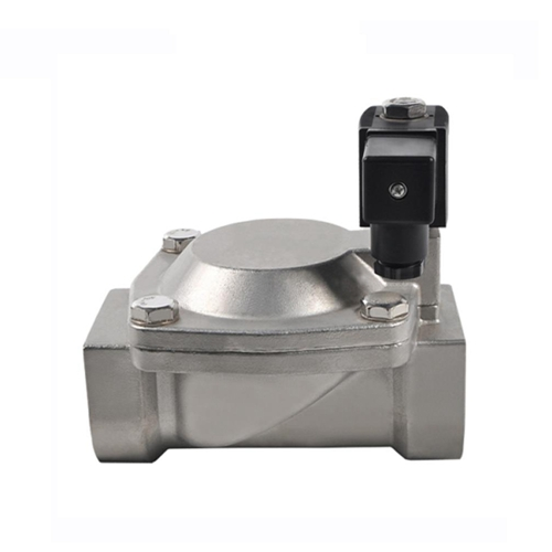 Stainless Stainless Steel Solenoid Valve Solenoid Valve 3 4
